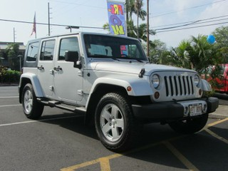2010 JEEP WRANGLER UNLIMI