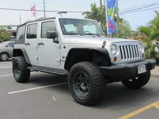 2009 JEEP WRANGLER UNLIMI
